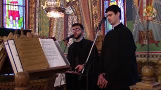 Epistola catre evrei a Sf. Ap. Pavel (Ap. Evrei 9, 1-7) / psalt MARIAN STIRBEI