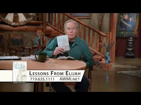 Lessons From Elijah: Week 4, Day 4 - Gospel Truth TV