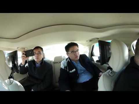 AutonomouStuff Self-Driving Demo in 360