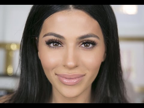 My Foundation Routine | Natural Makeup Tutorial | Teni Panosian - UCojExR87u5xNXSkrJ26ORMA