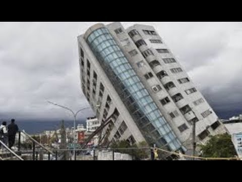 Breaking Mega Quake 6.8 Hits Brazil