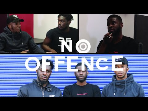 No Offence EP.4 - Finesse Forever | Link Up TV