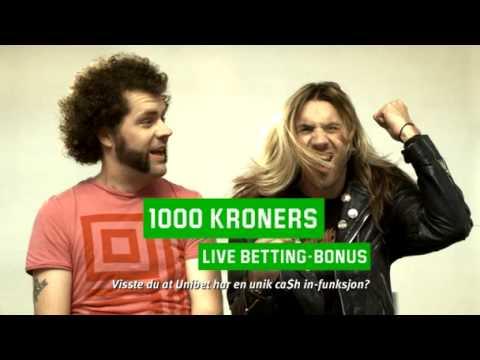 Unibet Norge TVC Sponsorcredit CL