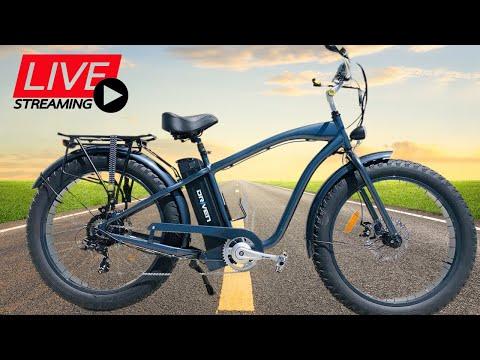 Driven Bikes LIVE Review - Playa Express 750