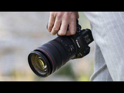 Videorecenze Canon EOS R6 tělo