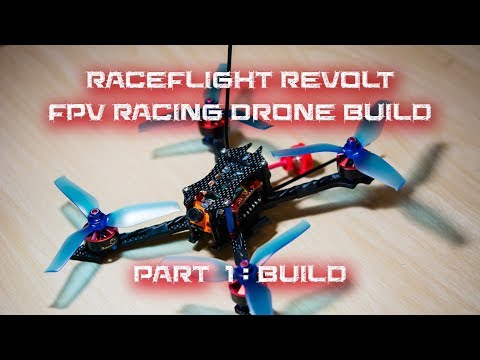 RaceFlight Revolt FPV Racing Drone Build  Part 1: Build (Thai) - UC8riy_C4UwcRy8LscXeYEpg