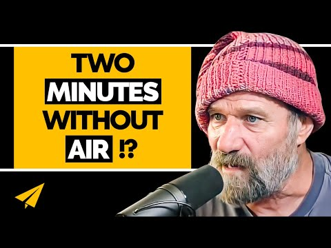 Quick Demonstration of Wim Hof's Breathing Technique (It ONLY Takes 6 Minutes!) | #MentorMeWim photo