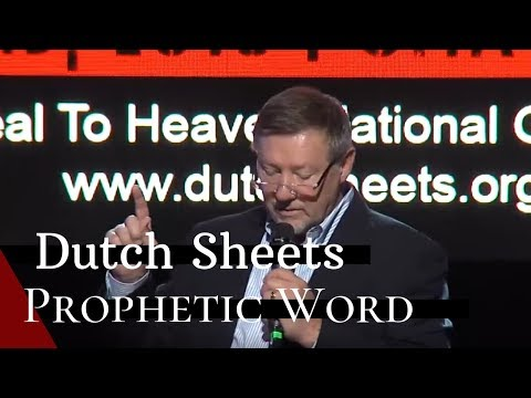 Dutch Sheets Sharing Prophetic Word By Lana Vawser