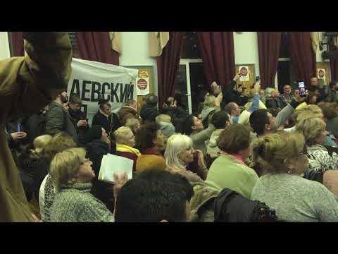 В какой атмосфере проходили публичные слушания о судьбе Бадаевского завода photo