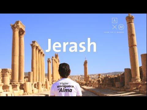 El mundial de futbol femenil y Jerash | Jordania #2