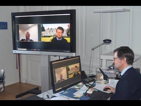 Peter Rösner im Gespräch mit Albert Darboven