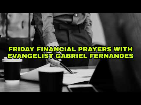 GOD WANTS YOU TO INVEST IN YOURSELF, Friday Financial Prayers 03 May 2019
