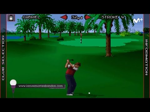 La Mazmorra Abandon y Movistar Golf presentan: Historia de los Videojuegos de Golf [Capítulo 13]
