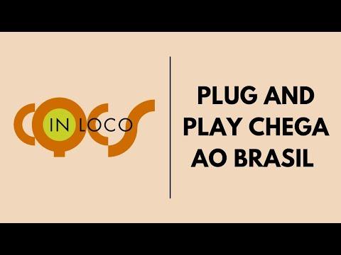 Imagem post: Plug and Play chega ao Brasil