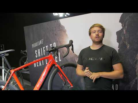 FOCUS Paralane² - E-Road Bike Presentation (former FOCUS Project Y)