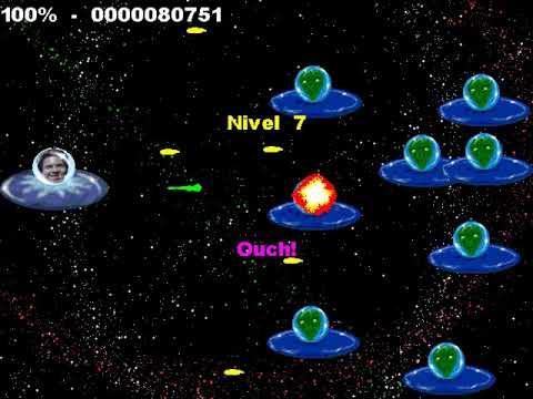Nacho Blaster (a.k.a. Nacho Blast) (Kronoman) (MS-DOS) [2002] [PC Longplay]
