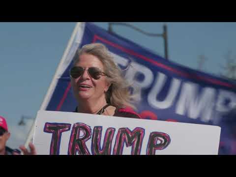 Trump in Mar-a-Lago als keizer in ballingschap