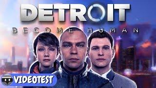 Vidéo-Test Detroit Become Human par Bibi300