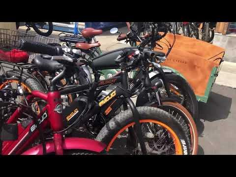 Charlie's Electric Bike - Rental Fleet