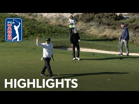 Paul Casey highlights | Round 3 | AT&T Pebble Beach 2019