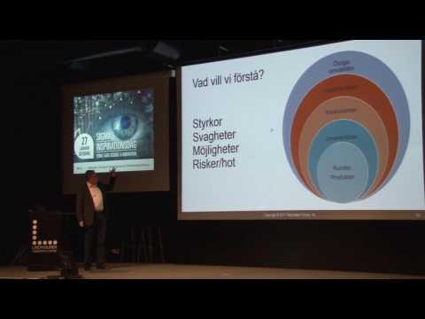 Staffan Truvé – Förstå världen med data science