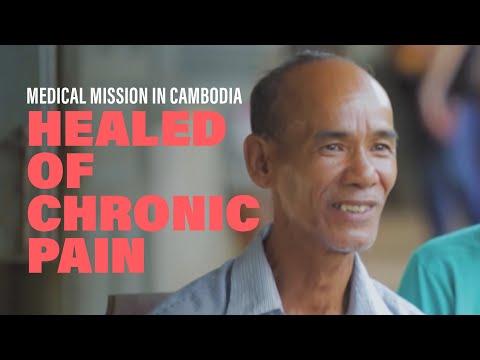 Man Healed Of Chronic Pain  New Creation Church