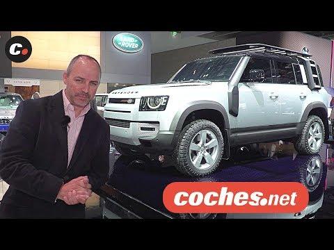Land Rover Defender 2020   Salón de Frankfurt IAA 2019 en español   coches.net