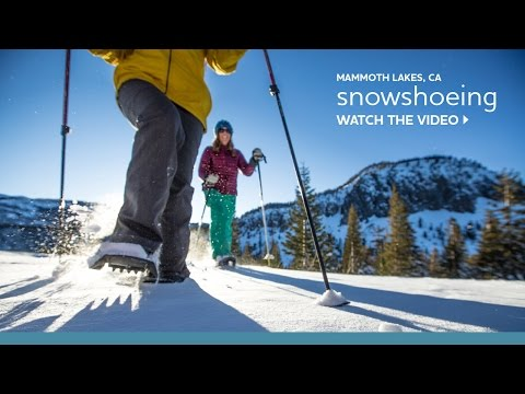 Snowshoeing in Mammoth Lakes: Tips and Trails