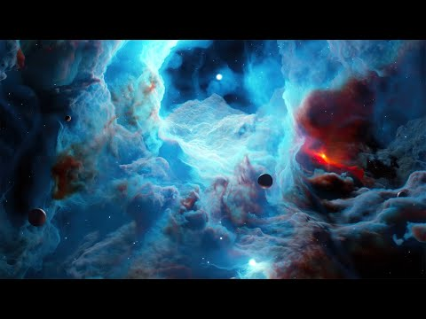Space Ambient Music 24/7 LIVE: 🎧 Relaxing Space Music for Sleep, Meditation