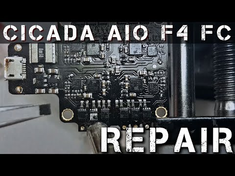 Cicada AIO FC & ESC REPAIR (mosfet replacement) - UCpTR69y-aY-JL4_FPAAPUlw