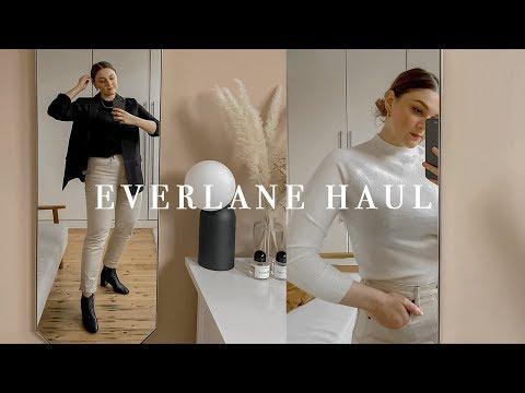 EVERLANE HAUL | AD | VLOGMAS PART SEVEN | I Covet Thee