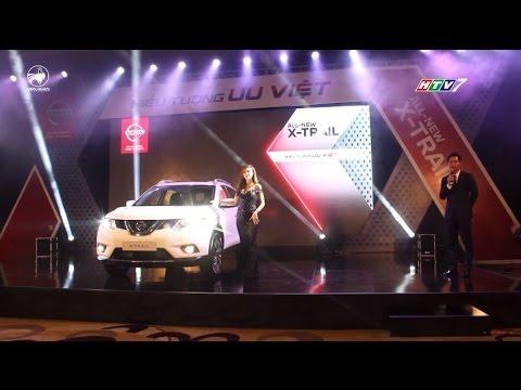 Ra mắt Nissan X Trail hoàn toàn mới