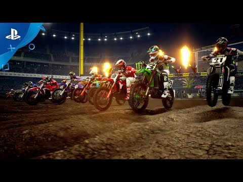Monster Energy Supercross - The Official Videogame 2 - Championship Trailer | PS4