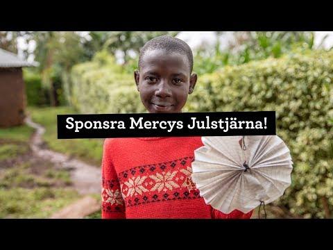 Mercys julstjärna Inspiration