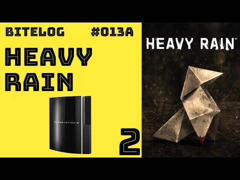 BITeLog 013A.2: Heavy Rain (PS3)