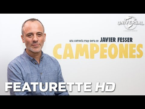 CAMPEONES - Javier Gutiérrez