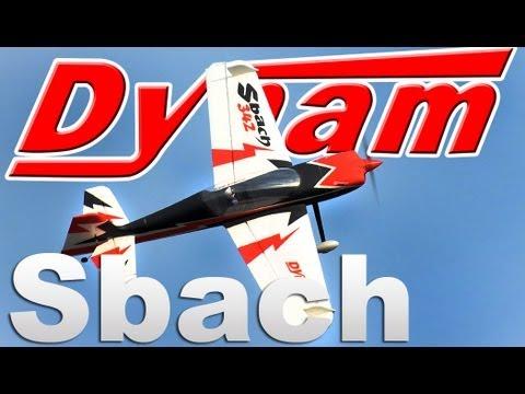 New Dynam Sbach 342 4Ch Aerobatic RC plane - UCJZL9VSp8g5rRQXeumrEOEg