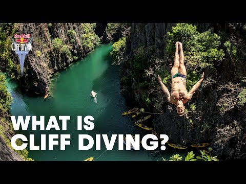 12 Facts You Didn't Know About Red Bull Cliff Diving - UCblfuW_4rakIf2h6aqANefA