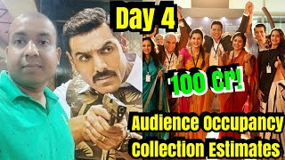 Mission Mangal Vs Batla House Audience Occupancy And Collection Estimates Day 4