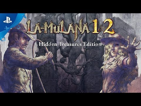 La-Mulana 1 & 2 - Challenges Trailer | PS4