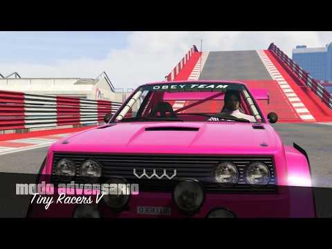 """Grand Theft Auto Online - Modo Tiny Racers - Carreras """"Retro"""" en GTA V"""