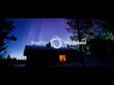 StopOver Finland – The northern lights KR
