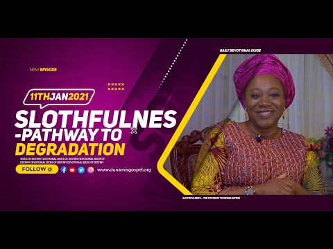 Dr Becky Paul-Enenche - SEEDS OF DESTINY  MONDAY JANUARY 11, 2021