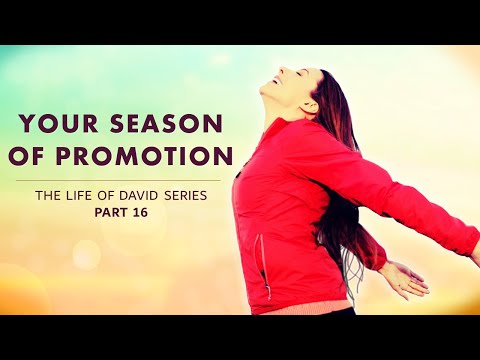 YOUR SEASON OF PROMOTION - MORNING PRAYER
