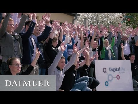 DigitalLife@Daimler: Open Space 2016