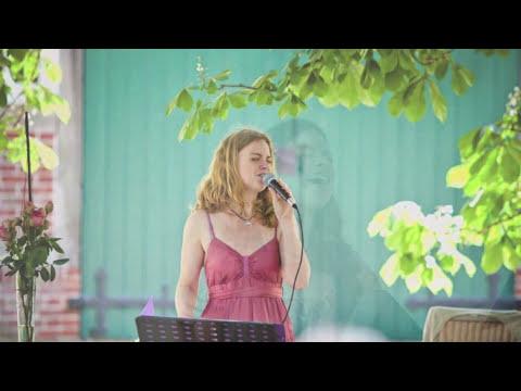Beispiel: Hallelujah, Video: Alexandra Pietsch Hochzeitssängerin.