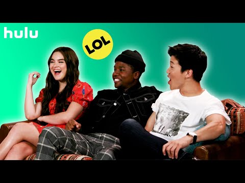 The Cast Of Looking for Alaska Gives Advice To Their High School Selves