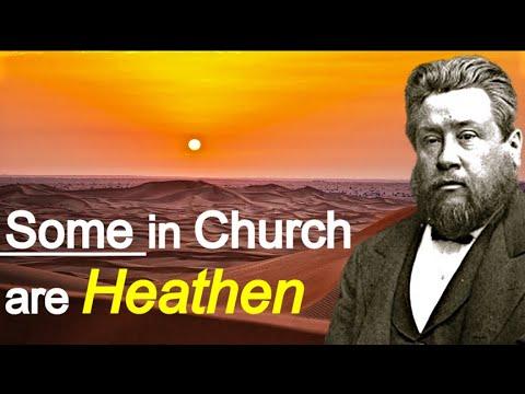 The Cry of the Heathen - Charles Spurgeon Sermon