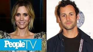 She Said Yes! Kristen Wiig Is Engaged To Longtime Boyfriend Avi Rothman   PeopleTV