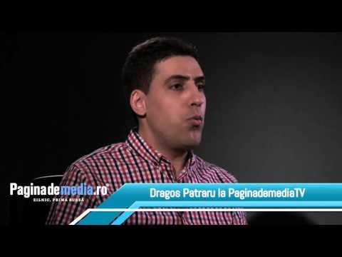 Paginademedia.ro. Dragoș Pătraru despre emisiunea Starea Nației